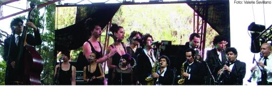 Dejando huella FastO @FastOColombia en #JazzAlParque2013 el jazz haciendo de las suyas en Bogotá por @Zsaji Valerie Sevillano @idartes